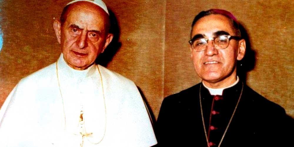Montini e Romero. Santi di oggi