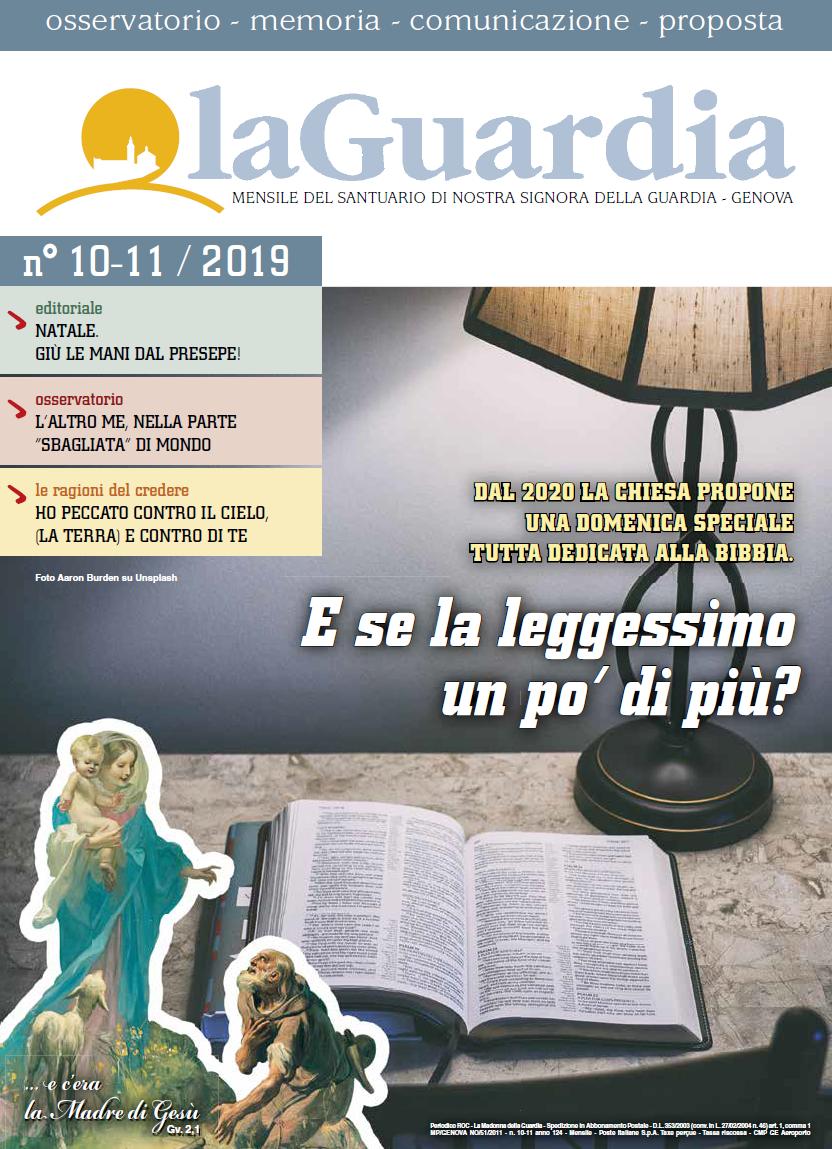Se leggessimo la Bibbia? Esce laGuardia #10