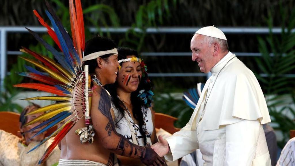 Amazzonia, amata, da amare, come il Vangelo